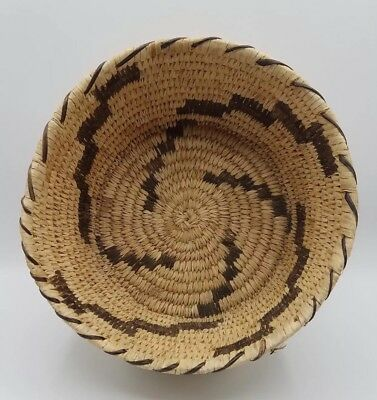 Native American Basket Pima Papago