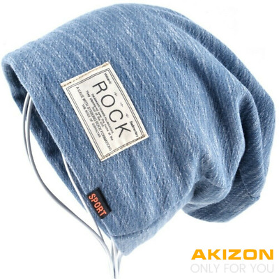 NEW Beanie Hat Cap Autumn Fall and Winter Warm Knit One Size Unisex by AKIZON
