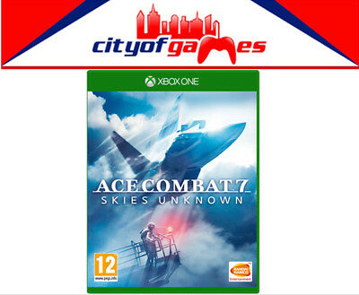 Ace Combat 7 Skies Unknown Xbox One Game Brand New & Sealed Pre Order