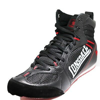 Boxing Boots - Lonsdale Typhoon Lo - Size 12