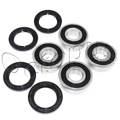 Honda TRX300EX Rear Axle Carrier Wheel Bearings and Seals Kit 1993-2009