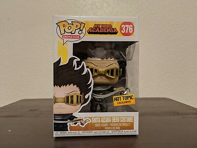 Funko Pop! Hot Topic My Hero Academia Shota Aizawa (Hero Costume) #376-InHand