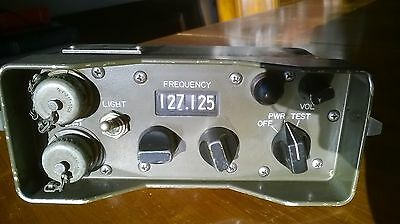Collins control box VHF military onboard US army veicles