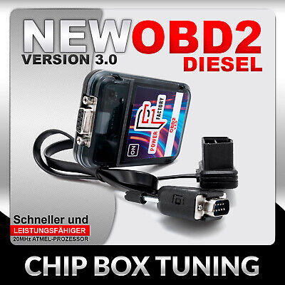 OBD2 Chiptuning Ford Transit 2.0 2.2 2.4 3.2 TDCi Diesel Box Software 2019//20