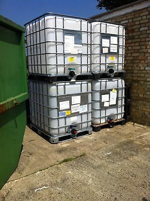 HEATING OIL 1000L, KEROSENE 1000 LITRES IN IBC - HEATING OIL Class 2