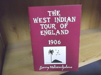 The West Indian Tour of England 1906 (1992) - Limited edition of 500