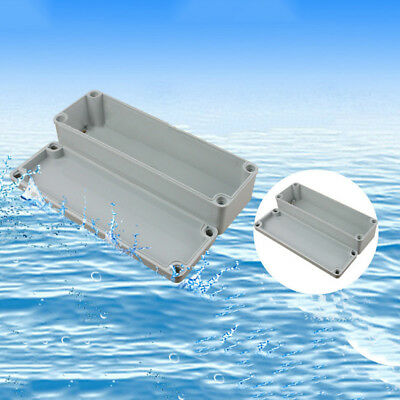 UK_ EG_ Waterproof Outdoor Junction Box Enclosure IP66 ABS Cable Case Cover Uniq