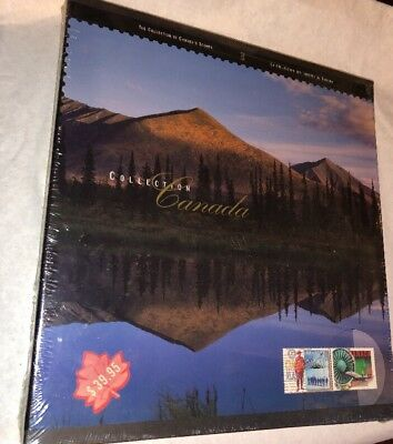 Factory Sealed 1996 96 Canada Post Stamp Year Collection W Book! Annual Souvenir