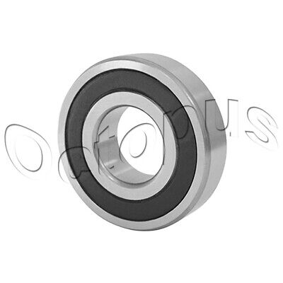 Fit Premium 6801 2RS ABEC 3 Rubber Sealed Deep Groove Ball Bearing 12 x 21 x 5mm