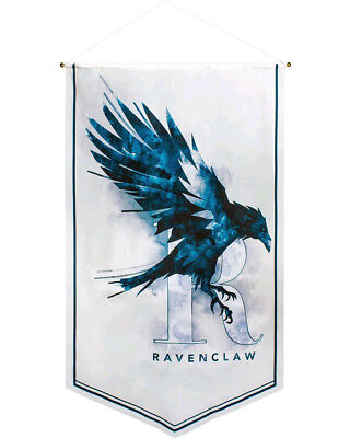 Harry Potter Ravenclaw Watercolour Banner One Size