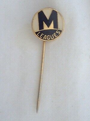 Collectable - M Leagues - Members Badge - Pin