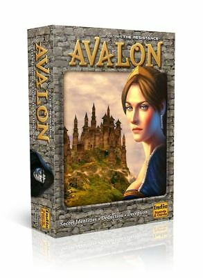 The Resistance: Avalon Social Deduction Game by Indie Boards & Cards