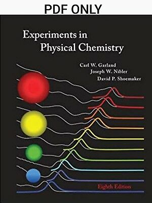 [PDF] Experiments in Physical Chemistry 8th Edition