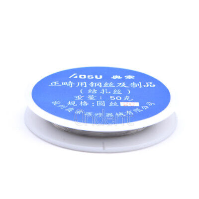 1Roll Orthodontic Dental Ligature Wire Stainless Steel Wire Line ( Dia. 0.2mm)