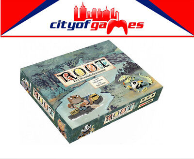Root the Riverfolk Expansion Board Game Brand New In Stock