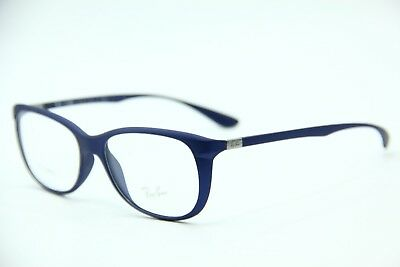 905f8ffadc New Ray-Ban Rb 7024 5207 Blue Authentic Rx Eyeglasses Rb7024 54-16
