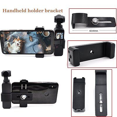 OSMO Accessories Handheld Phone Holder Mount Bracket for DJI OSMO Pocket Gimbal