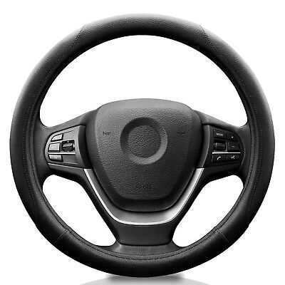 38CM Breathable Anti-slip Steering Wheel Cover Protector for Auto/Truck/SUV/Van