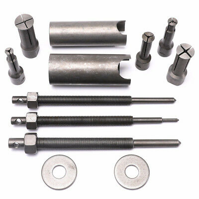 Auto Car Inner Bearing Puller Set Remover Collet Collette Removal Tool 9-22mm