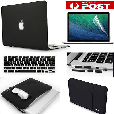AU-Hard Shell Rubberized Keyboard Cover 2017 new macbook pro touch bar 13 15 Air