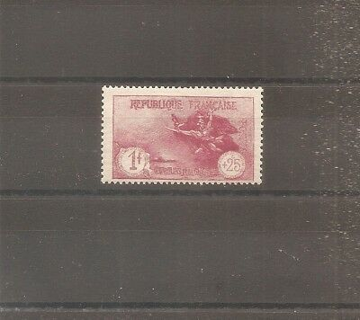 Timbre France Frankreich Orphelins 1926 N°231 Neuf* Mh