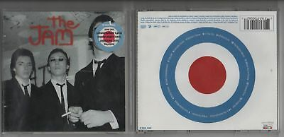 The Jam : Beat Surrender CD (1993) - Original Jewel Case And Artwork