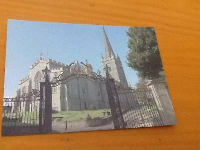 Postcard - St Columb's Cathedral, Derry (a)