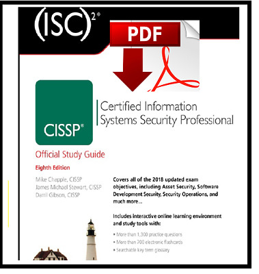 CISSP Certified Information Systems Security Professional 8TH EDITION [2018 ]