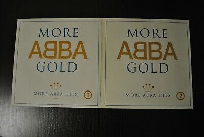 abba - more gold more abba hits 2 LP vinyl russia