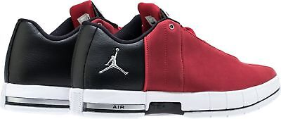 new products f871d 8a3bd AIR JORDAN TEAM ELITE TE 2 LOW Gym Red/White/Black MEN'S LIFESTYLE SHOES  size 13