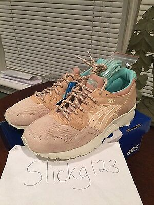 Offspring X Asics Gel Lyte V Cobbled 20th Anniversary Covent Garden Size 9  DS f39062021d