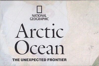 national geographic map-MAY 2009-ARCTIC OCEAN.