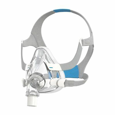 AirFit™ F20 Full Face CPAP Mask with Headgear (Size M) QuietAir
