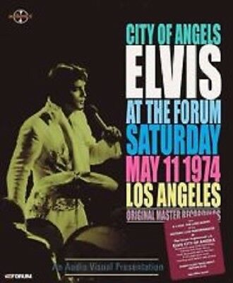 ELVIS PRESLEY - CITY OF ANGELS  -  Audionics Label
