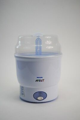 Philips AVENT iQ 24 Electric Baby Bottle Steam Sterilizer BPA Free Newborn Baby