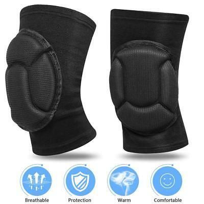 2PCS Knee Pads Construction Professional Work Safety Gel Pair Leg Protectors