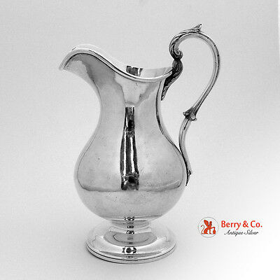 Creamer or Pitcher Bailey and Co Philadelphia Coin Silver