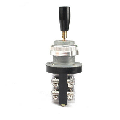 1PCS Monolever switch 4NO Four Position Maintained 30MM Four Way Joystick Switch