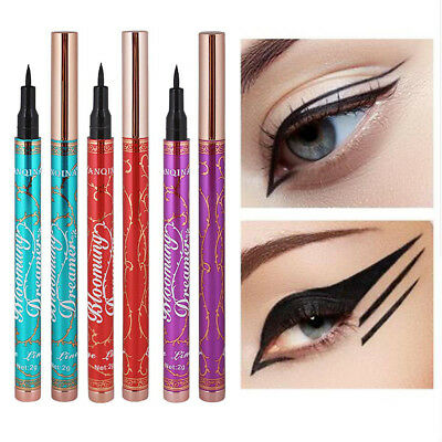 YANQINA Smooth 36H Waterproof Pen Liquid Eyeliner Eye Liner Pencil Make Up