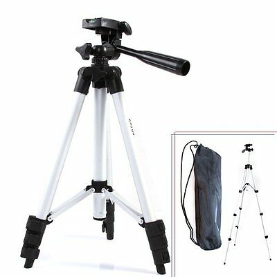 KT-3110 3-Way Head Tripod Support Stand for All Camera Canon Nikon Sony Olympus