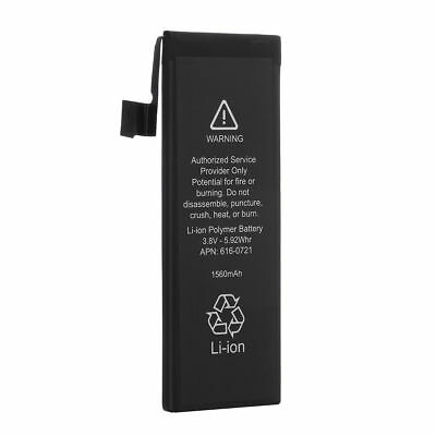1560mAh Li-ion Replacement Internal OEM Battery Cell for Apple iPhone 5S +Tools