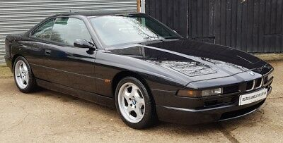 Only 14,000 Miles - Unrepeatable example - BMW E31 8 Series 840 Sport Individual