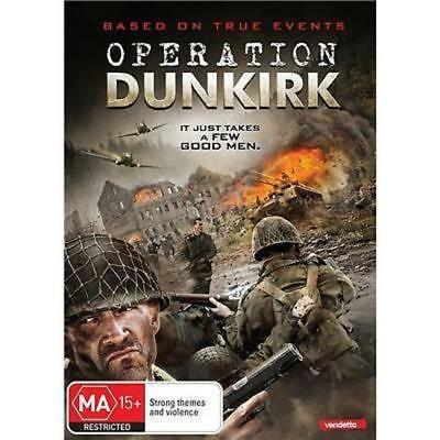 Operation Dunkirk = NEW DVD R4