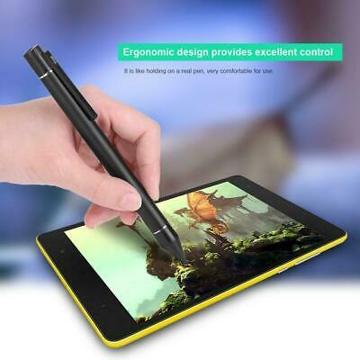Universal Thin Tip Capacitive Screen Stylus Pen For iPad iPhone Samsung Tablet