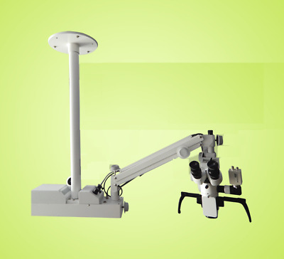 Ophthalmic Wall Mount 3 Step Microscope Worldwide Shipping