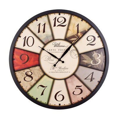 63 Cm Wrought Wall Clock Wall Clock by Regal