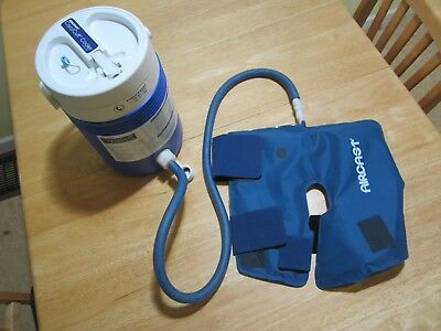 Cryo Cuff Knee Cold Therapy Machine Cooler for Knee Size Large