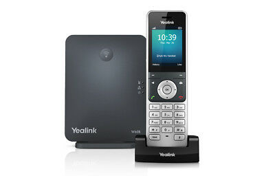 Yealink YEA-W60P Dect IP Phone Package W60B and W56H