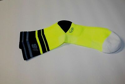New Balance Socks 3 pairs Crew Size 10-13 Loaded with support , good for any act