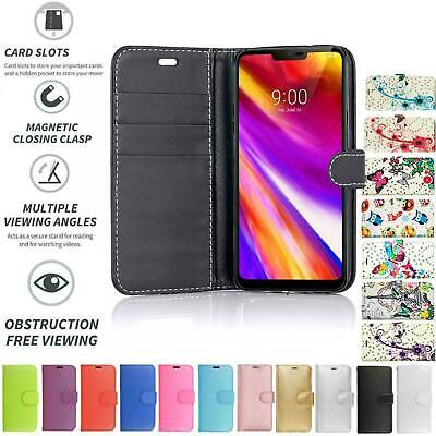 For Wileyfox Swift 2 Book Pouch Cover Case Wallet Leather Phone